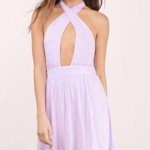 tobi lilac cross dress